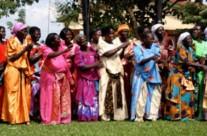 Stephen Lewis Foundation in Uganda.