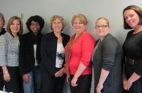Carleton University MDPW Leacross bursary recipients – 2012