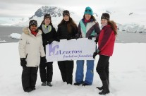 Students on Ice Antarctic Expedition recipients