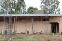 Child Haven International's new building in Kaliyampoondi