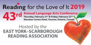 Reading for the Love of It Conference 2019